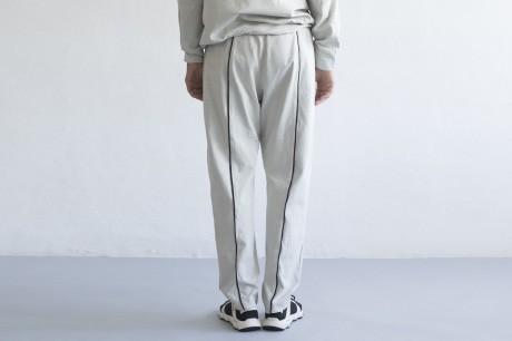Light Grey Line Sweatpants